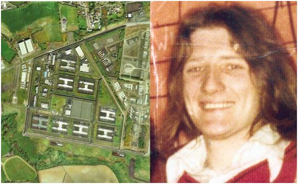 The former Maze prison and hunger striker Bobby Sands