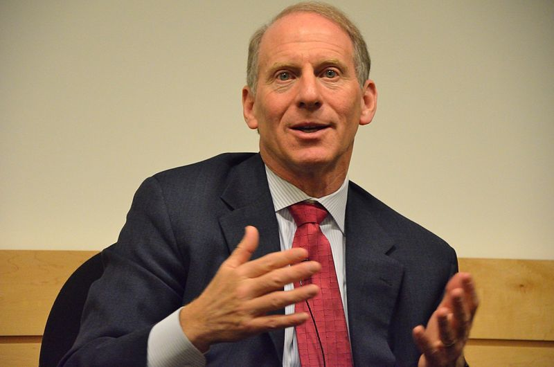 Former US Special Envoy Richard Haass