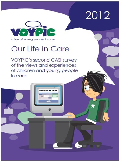 VOYPIC's Our Life in Care report