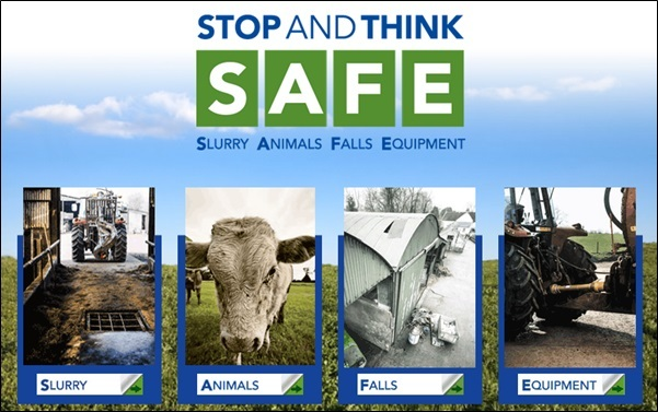 Farm Safety Partnership campaign