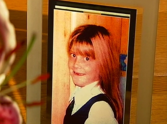 Raychel Ferguson died at the age of 10 in June 2001