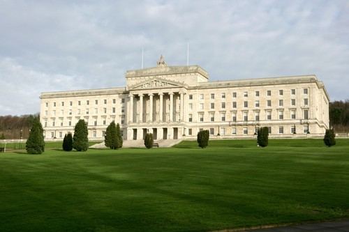 Parliament Buildings on the Stormont Estate