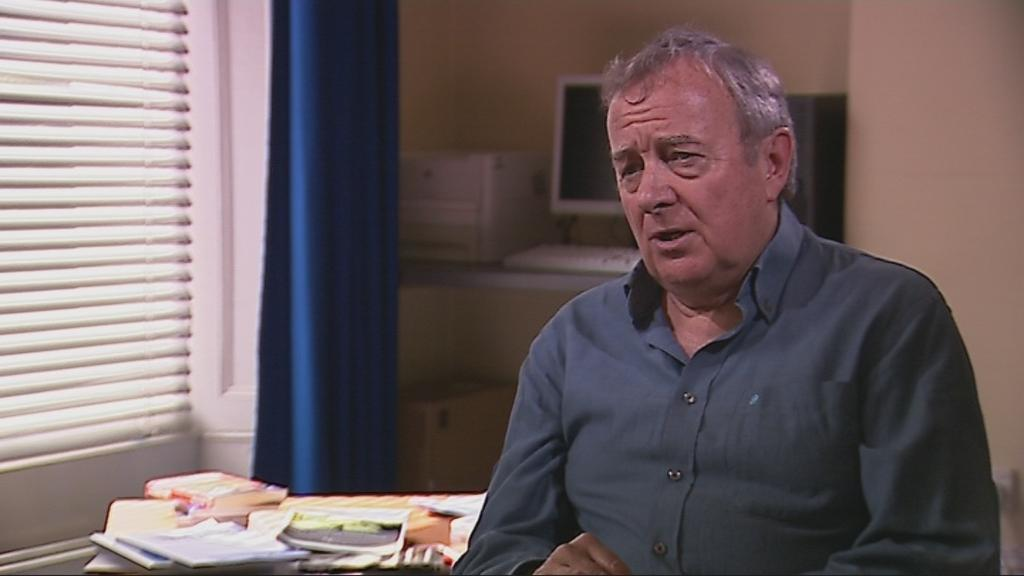 Criminologist Professor Phil Scraton