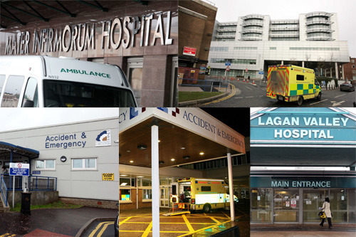 Members of the public will now be part of teams inspecting NI's hospitals