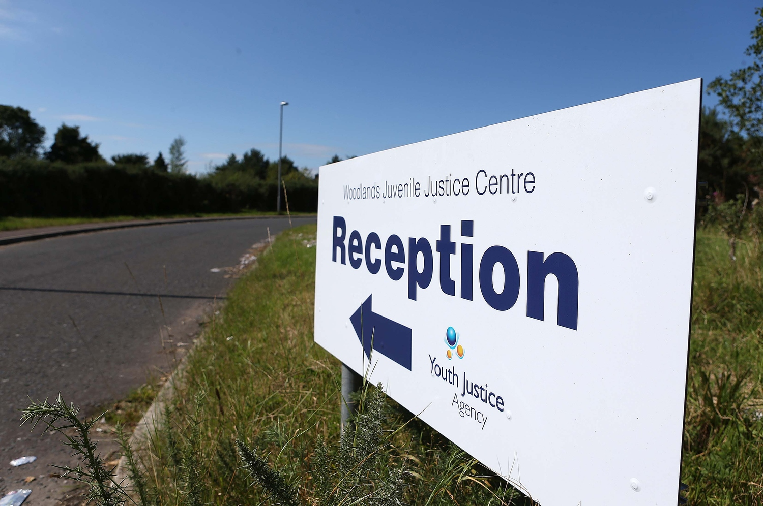 Woodlands Juvenile Justice Centre in Bangor is the only custodial facility for children in Northern Ireland.