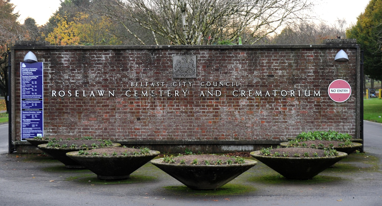 Almost two tonnes of metal has been collected from Roselawn Crematorium since 2010