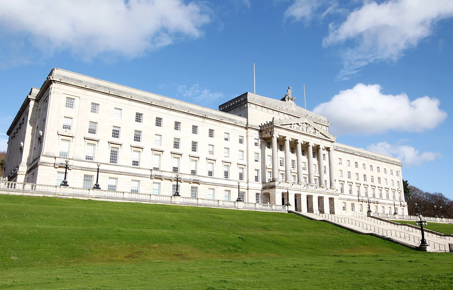 Parliament Buildings, Stormont.