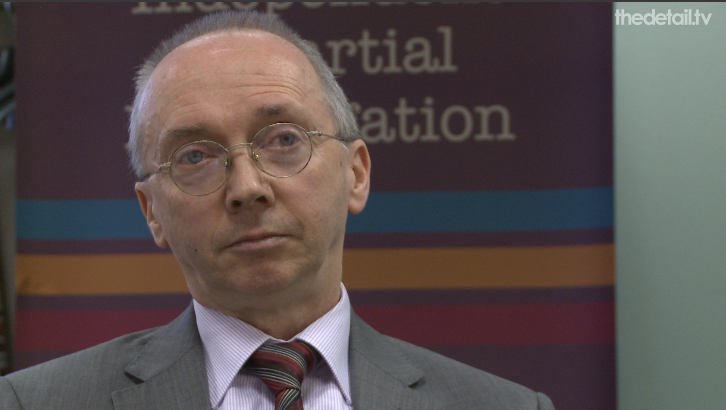 Tom McGonigle is the third prisoner ombudsman to hold the post since it was established in 2005