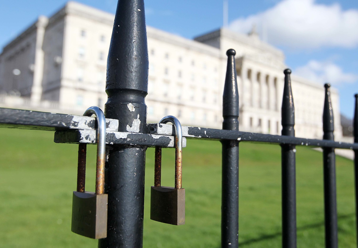 Stormont's Justice Committee is divided over the Attorney General's amendment