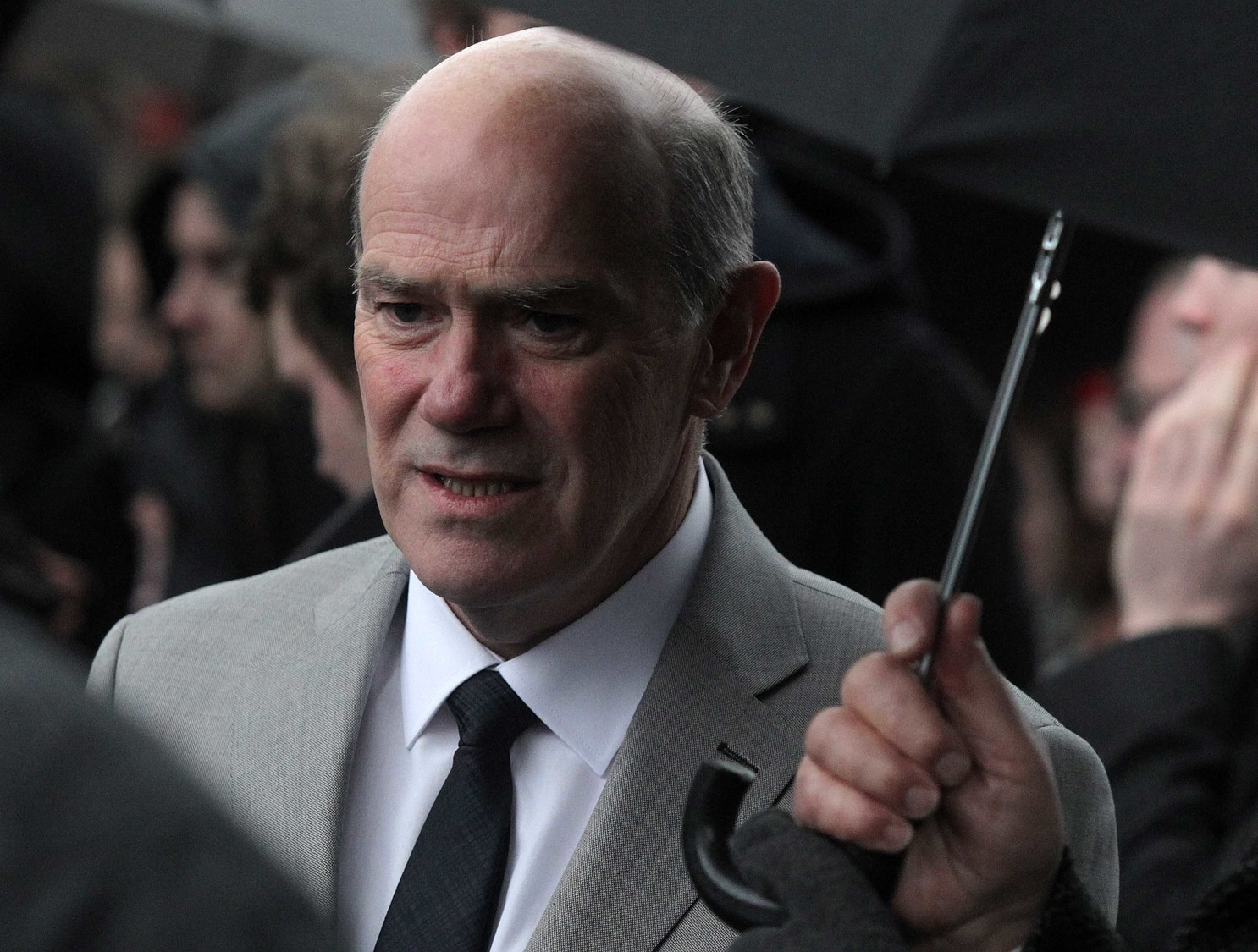 Former RUC Chief Constable Ronnie Flanagan