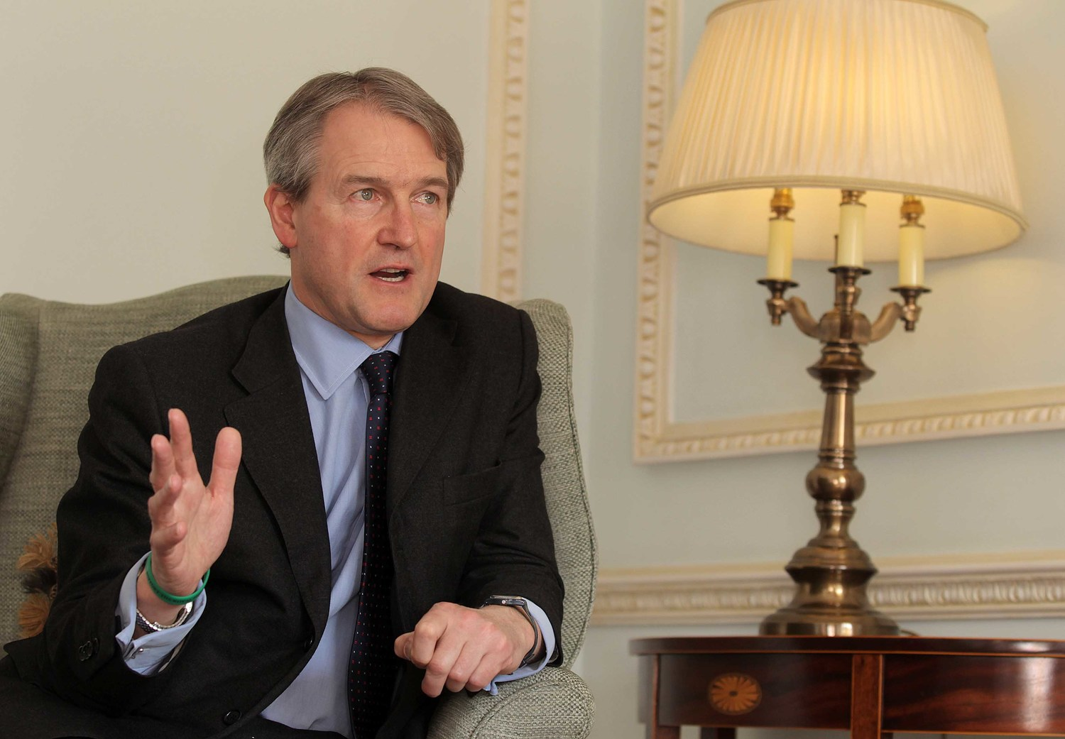 Secretary of State Owen Paterson
