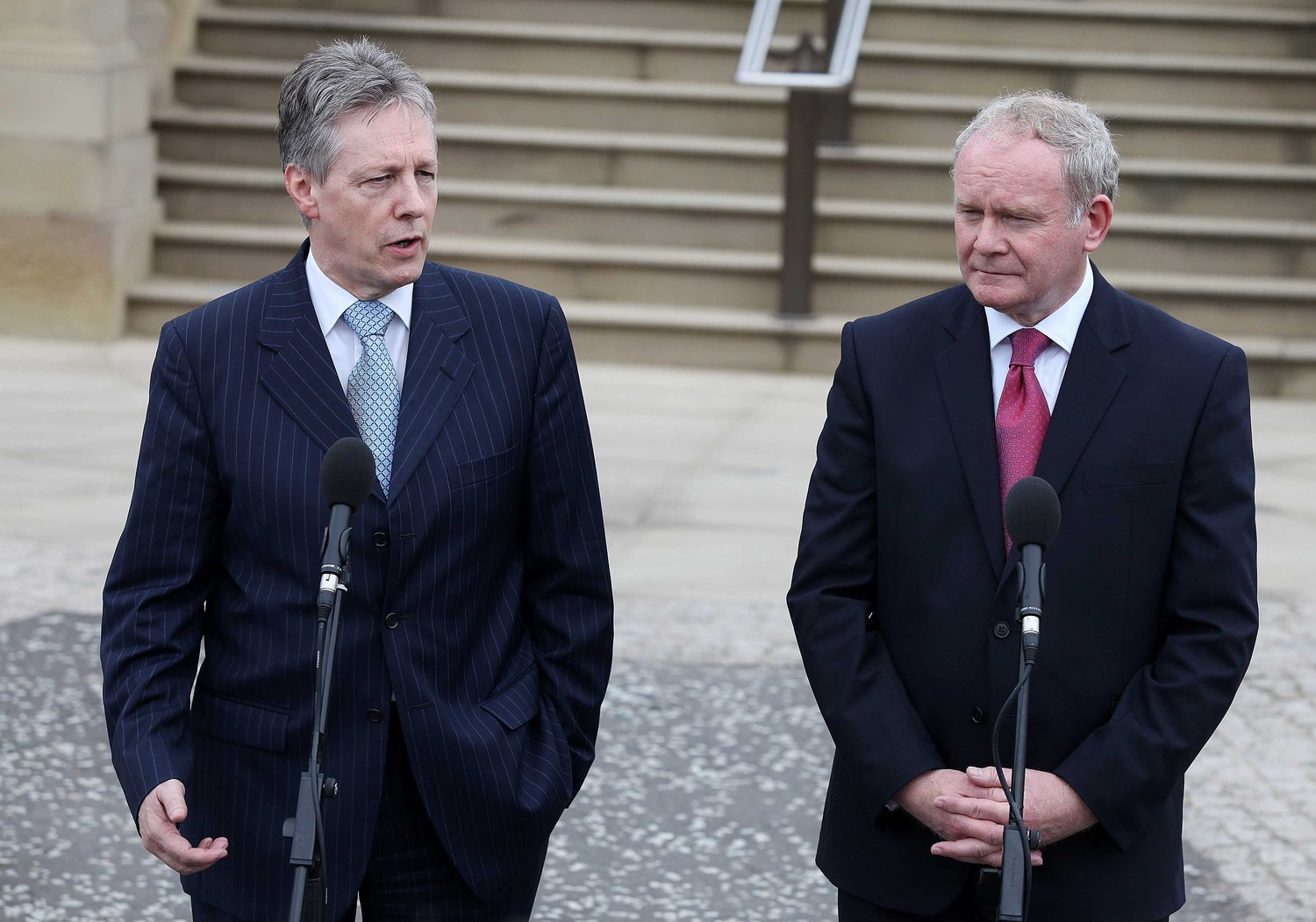 First Ministers' department told it must respond to our questions