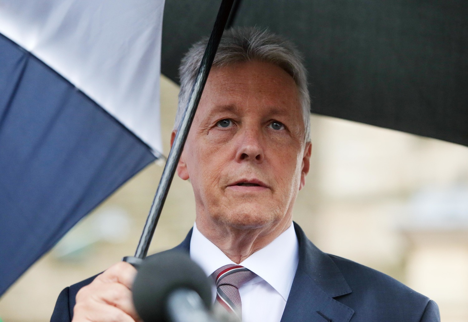 Peter Robinson has faced a string of political pressures