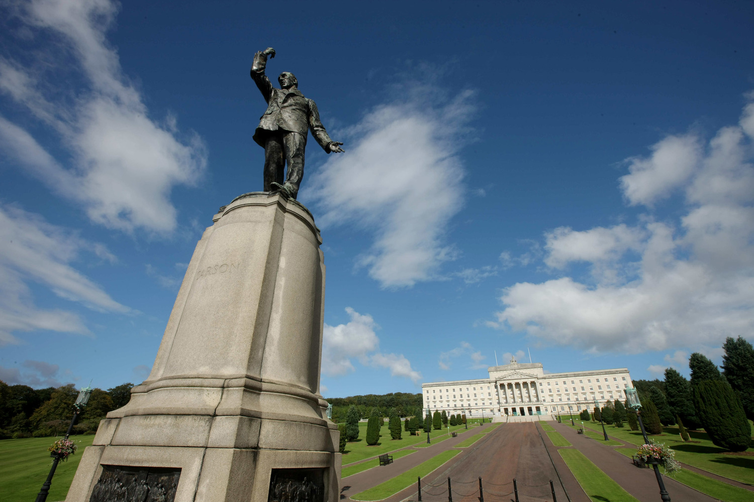 Stormont's parliament buildings