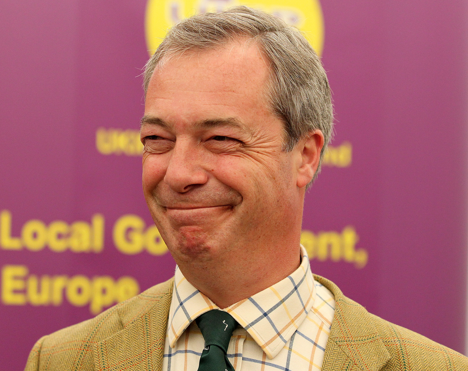 UKIP leader Nigel Farage, who has been the most controversial figure in the push to exit the EU
