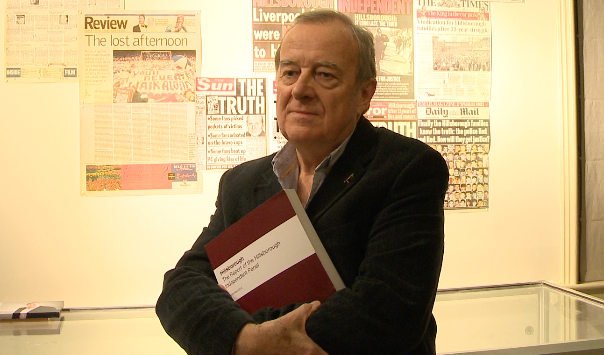 Professor Phil Scraton who played a prominent role in an independent investigation of the 1989 Hillsborough football disaster.
