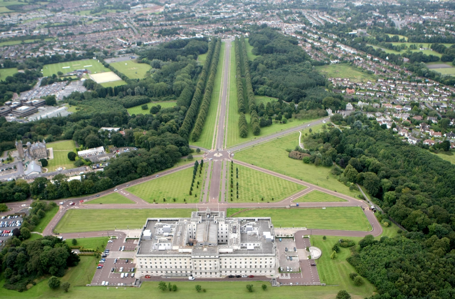 Stormont and its value