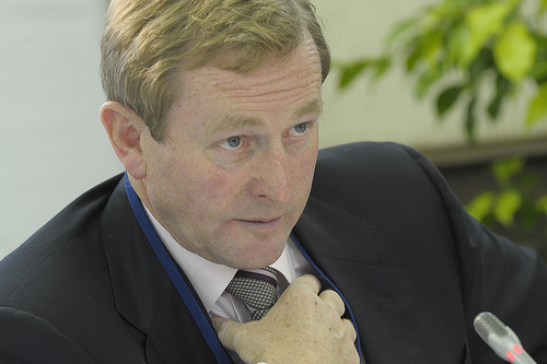 Taoiseach Enda Kenny launched an unprecedented attack on the Catholic Church