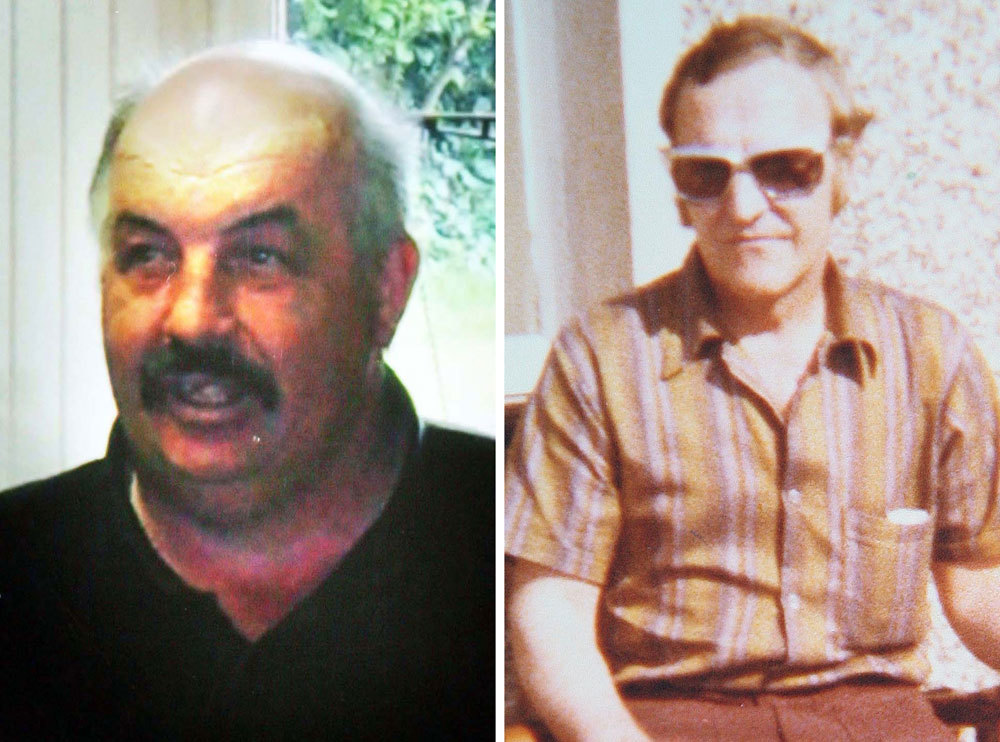 Shankill Butcher victims Gerard McLaverty and Joseph Morrissey