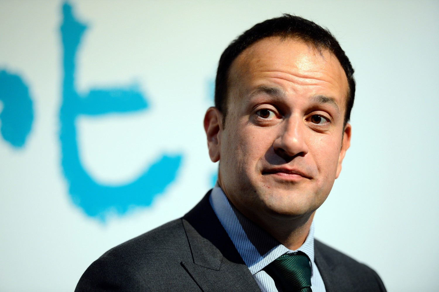 Leo Varadkar. Picture by The Irish Times.