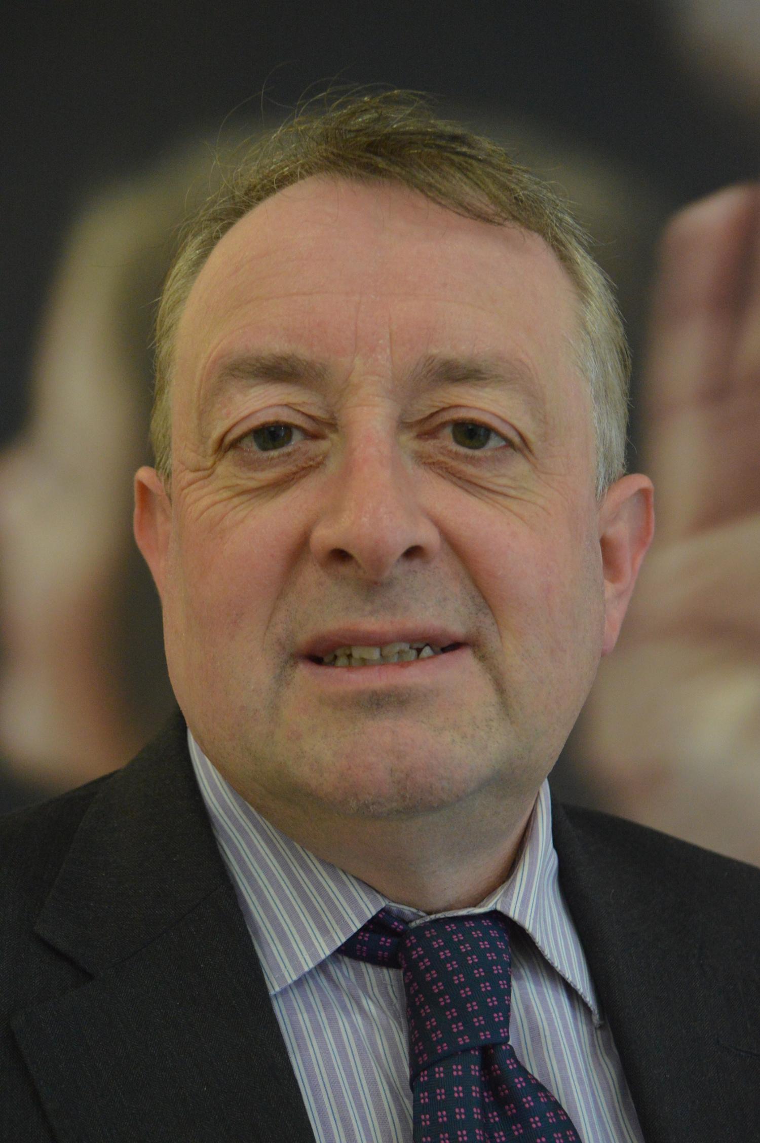 Colin Reid of NSPCC NI.