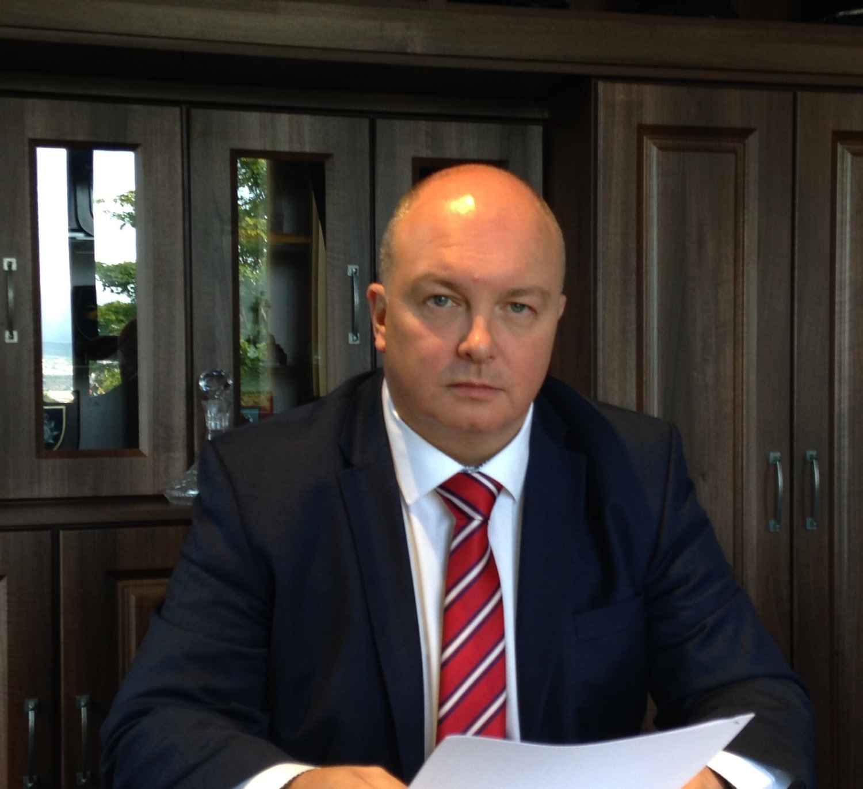 Police Federation Chair Mark Lindsay
