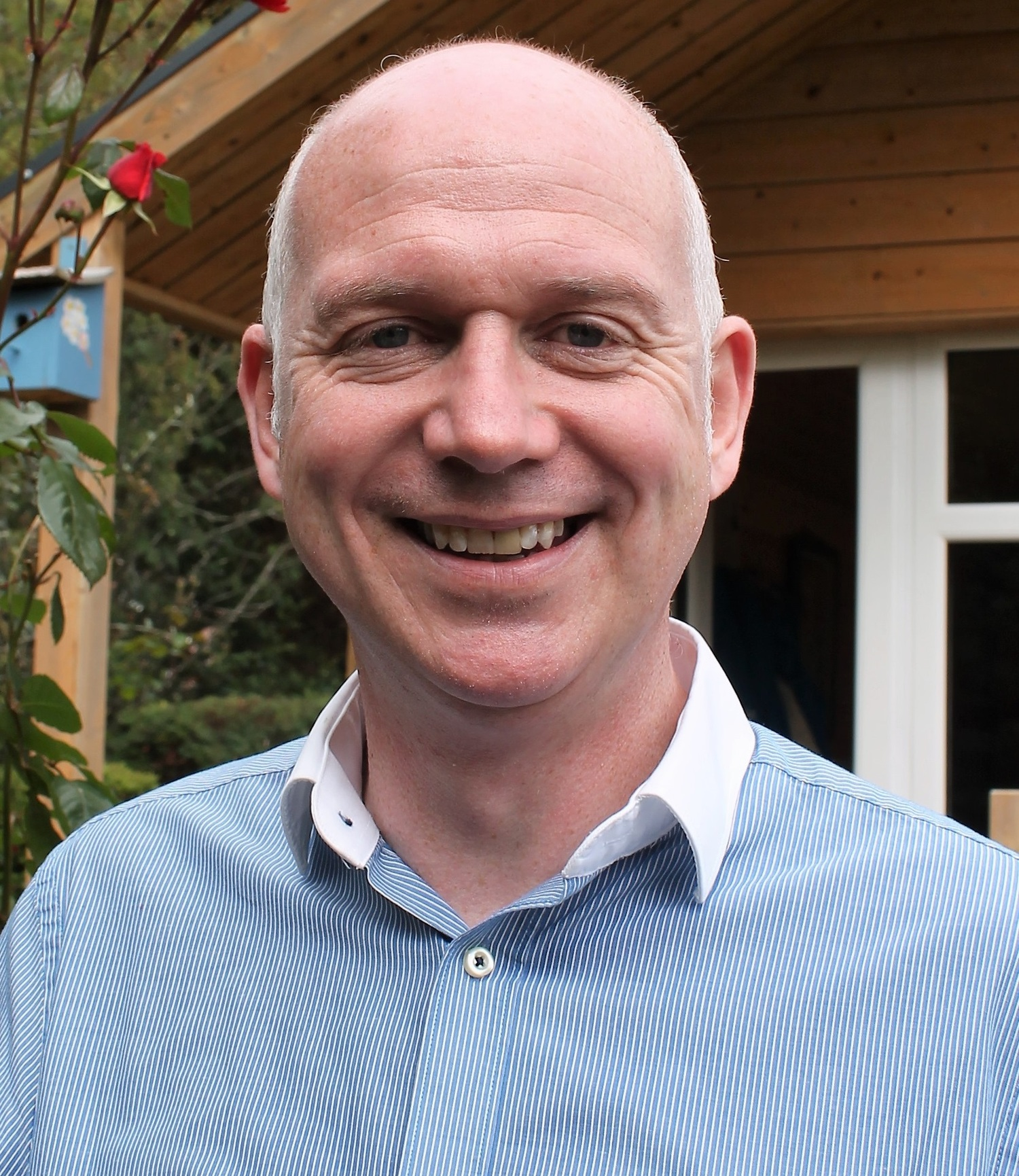 Barry Smyth is operations manager for the Alzheimer's Society in Northern Ireland.