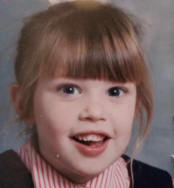 Claire Roberts was nine-years-old when she died