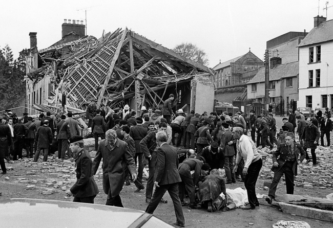 Enniskillen bombing 1987