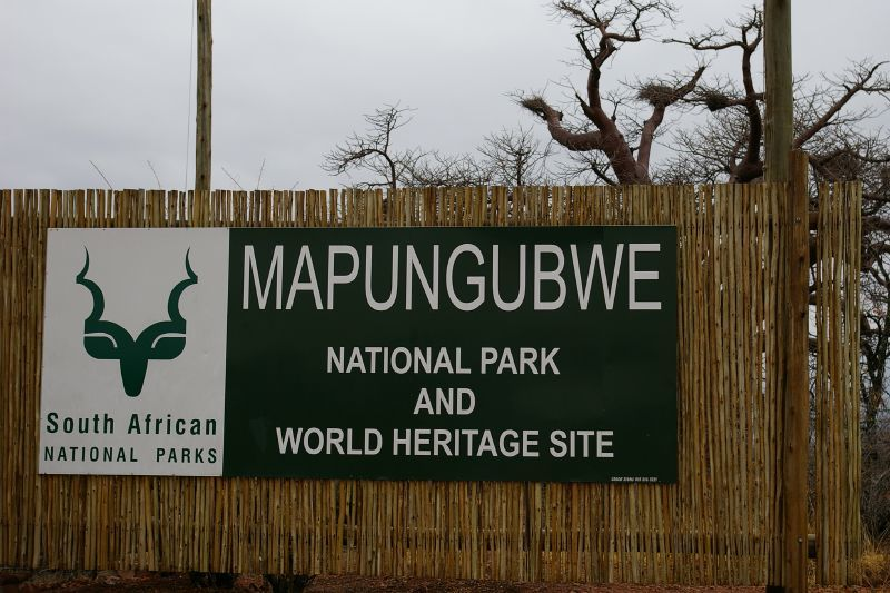 The Mapungubwe conservation area where Coal of Africa want to mine
