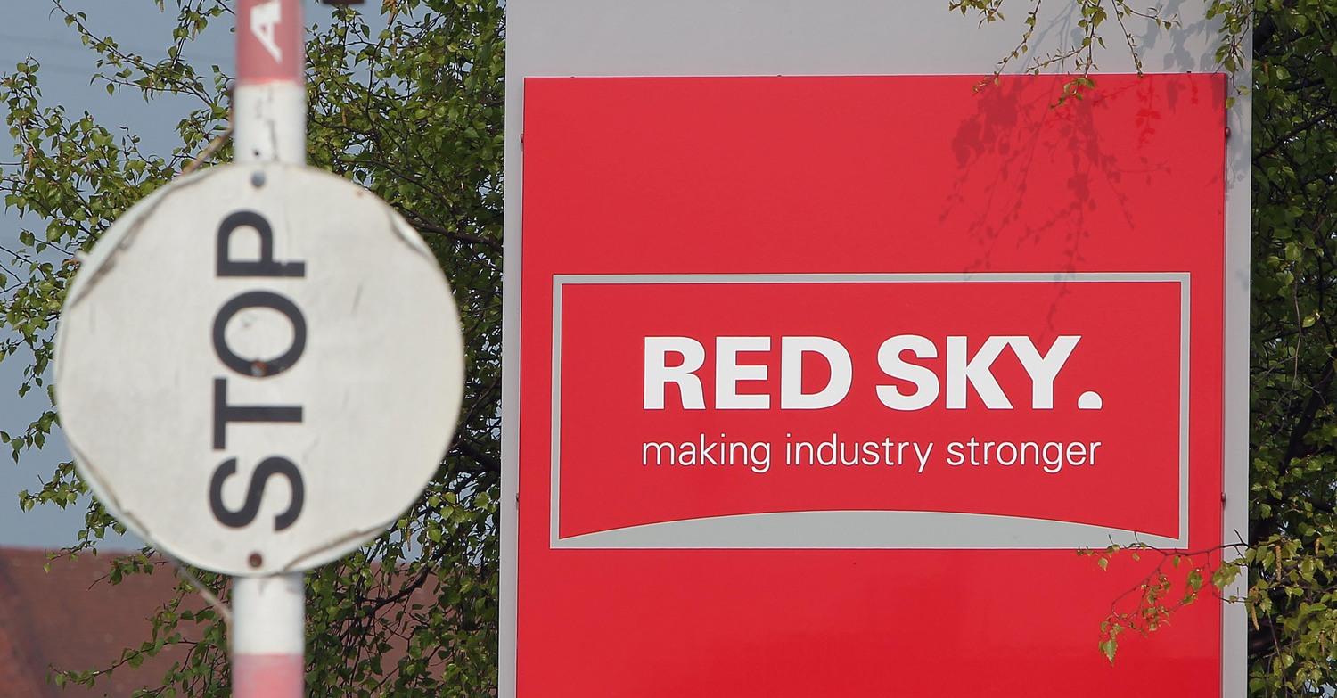 Former Housing Executive contractor Red Sky