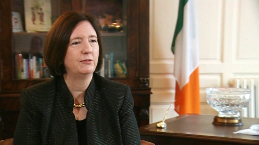 Patten Commissioner Kathleen O'Toole