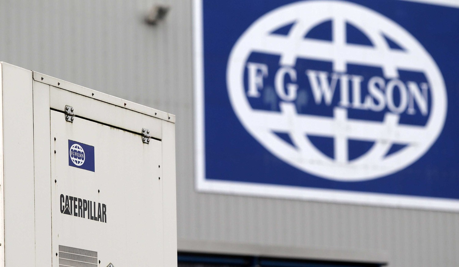 760 workers at FG Wilson are being made redundant but look set to miss out on EU funding