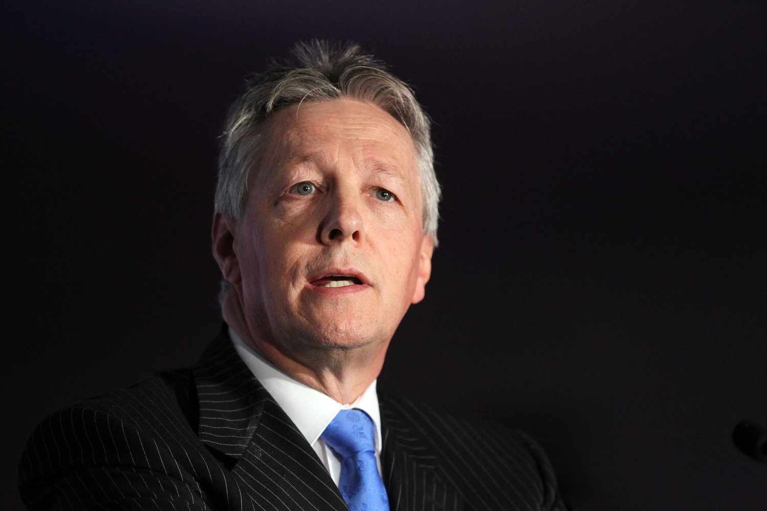 Signs good for Peter Robinson?