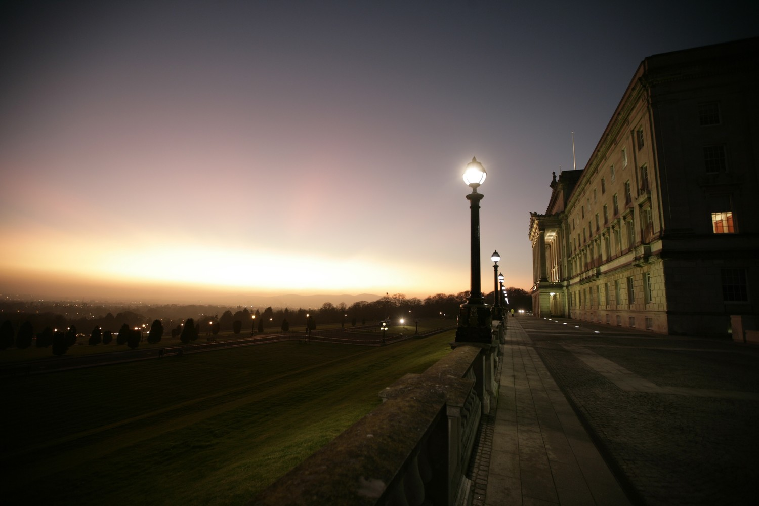 Stormont politicians have been accused of producing more heat than light
