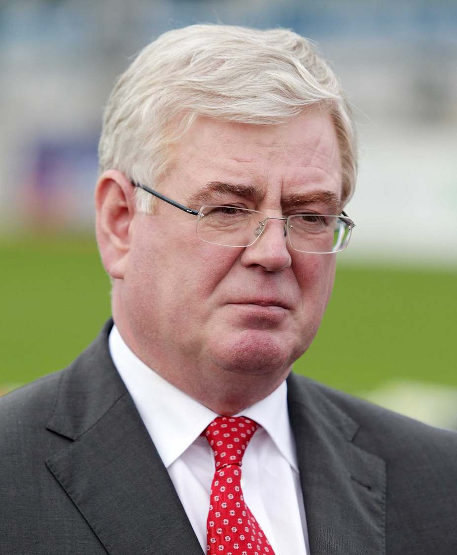 Eamon Gilmore Tánaiste and Minister for Foreign Affairs