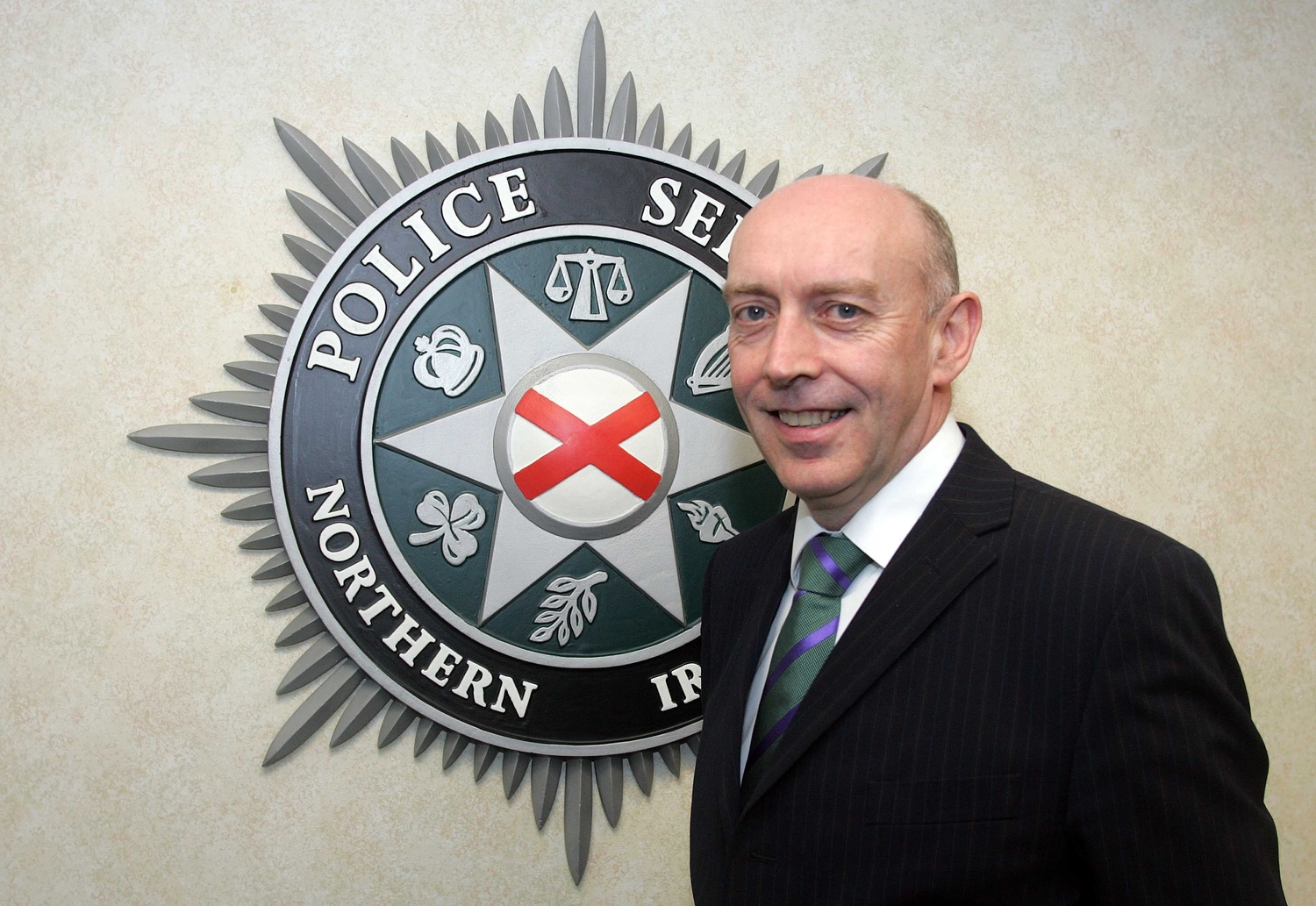 Former PSNI assistant chief constable Peter Sheridan stepped down in April 2008