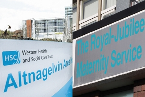 The Western & Belfast Trust say hygiene standards have improved