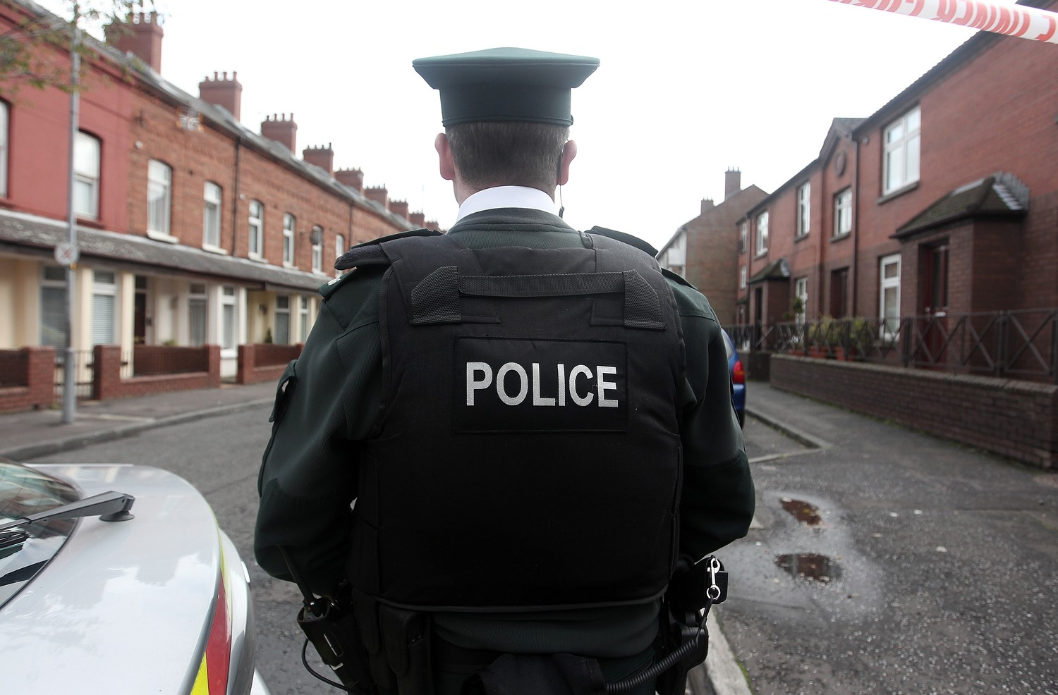 CJI report raises concerns that police still filling civilian roles within PSNI