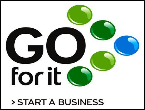 The 'Go For It' brand has represented a number of INI's business start up programmes