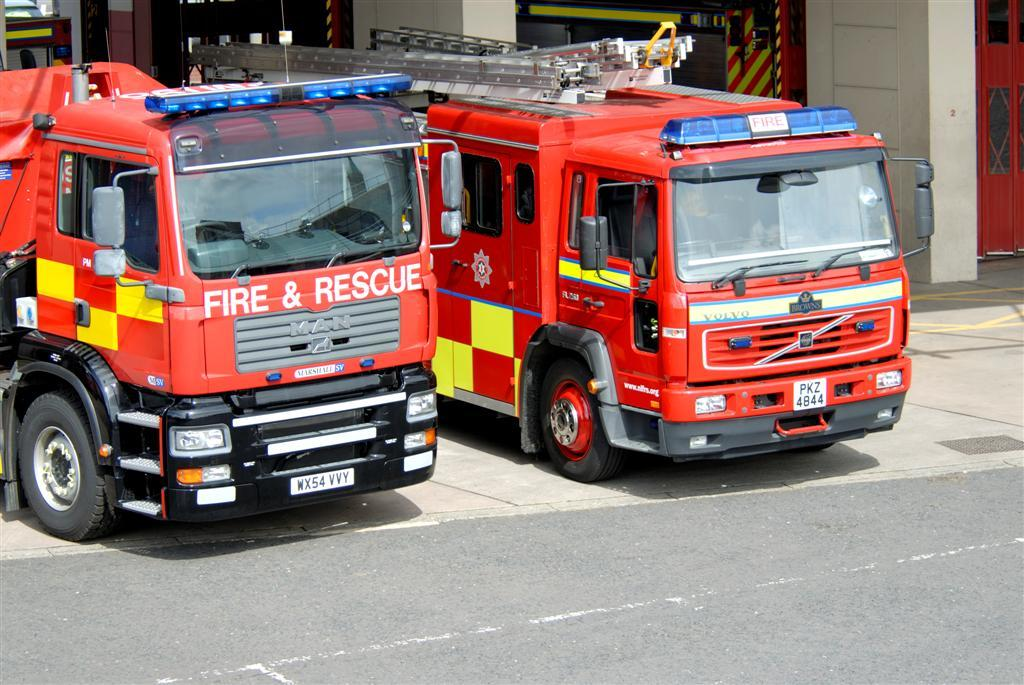 Fire crews attended 51,669 emergency incidents during 2011 and 2012
