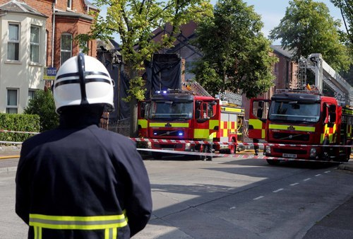 It costs around £2,700 for each fire appliance to respond to an emergency incident