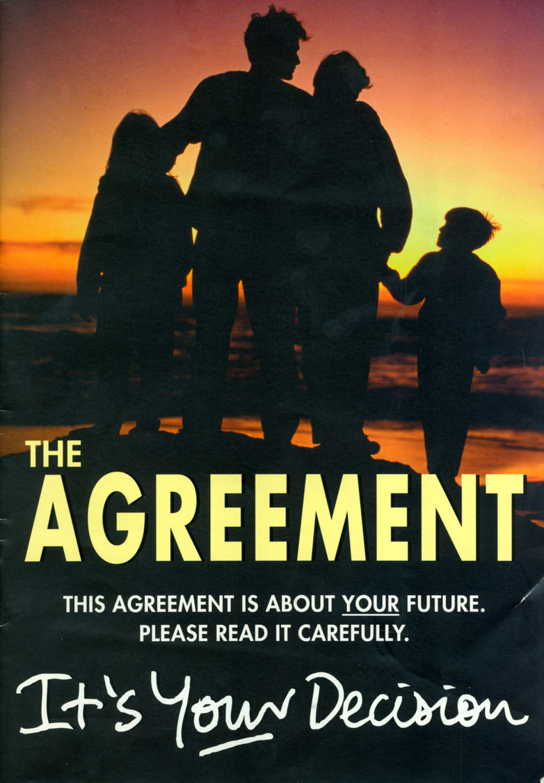 The Good Friday Agreement document