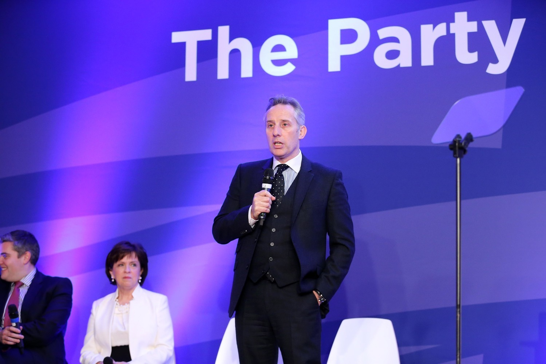 DUP North Antrim MP Ian Paisley Jnr